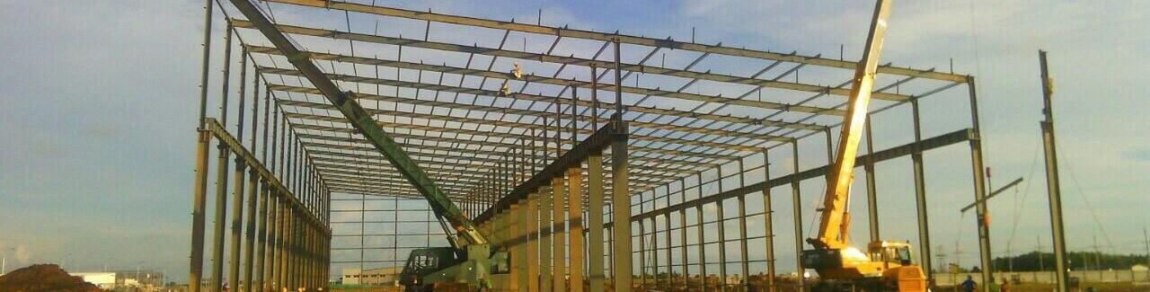 Millcon Project Myanmar Steel Buildings